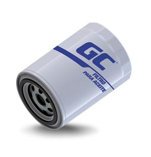 Filtro GC para aceite