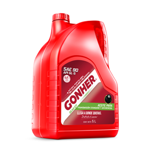 Aceite Gonher SAE 90