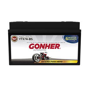 Bateria moto YTX7A-BS