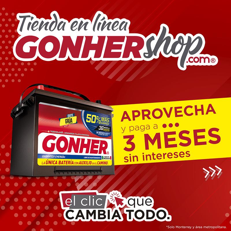 GONHERshop