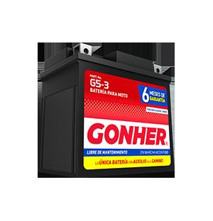 Batería para moto G5-3